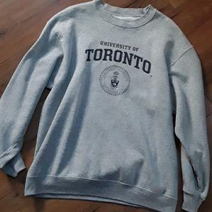 University of Toronto sweatshirt